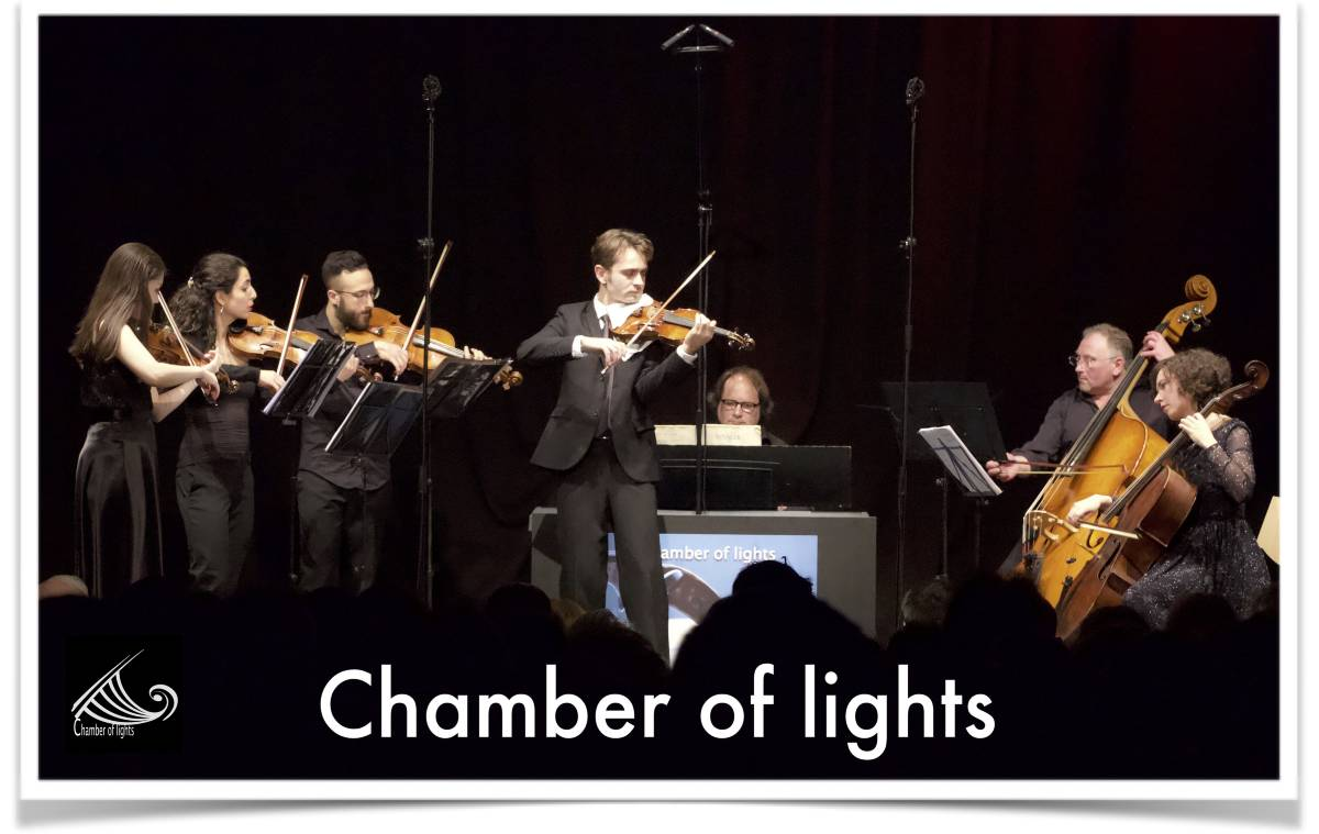 Chamber of lights